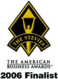 Stevie Awards Finalist